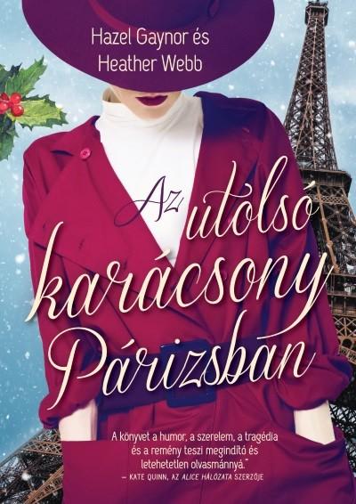 Az utolsó karácsony Párizsban