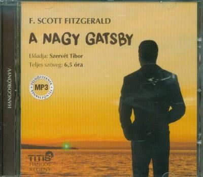 """Képtalálat a következőre: """"F. Scott Fitzgerald: A nagy Gatsbycd magyar"""""""