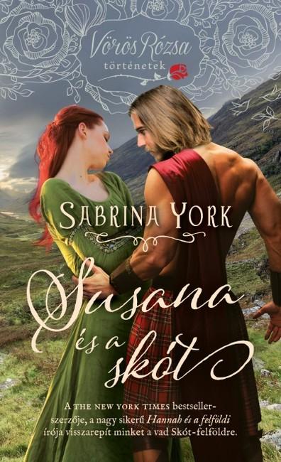 Susana és a skót / Vörös Rózsa történetek