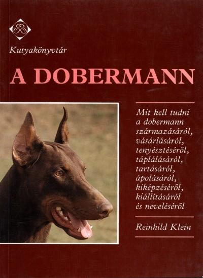 REINHILD KLEIN: A DOBERMANN