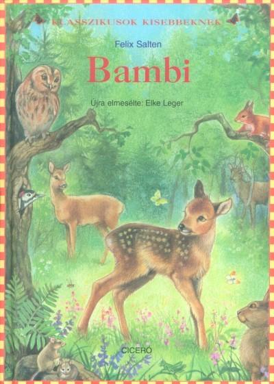 Bambi /Klasszikusok kisebbeknek