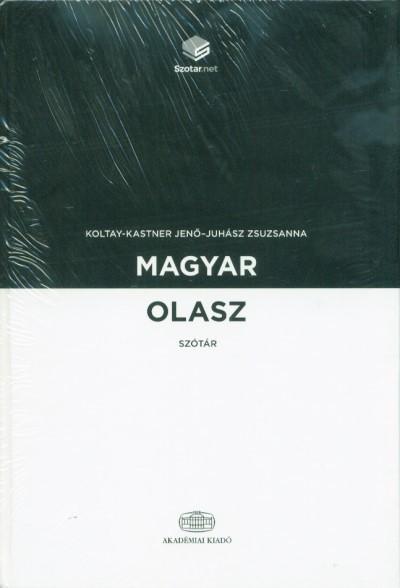 Koltay-Kastner Jenő - Magyar-olasz szótár + online ...