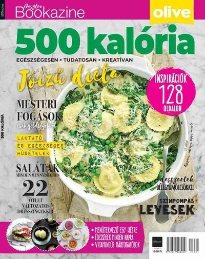 Palcsek Zsuzsanna (szerk.) - Gasztro Bookazine 2021/1 500..