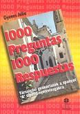 1000 kérdés 1000 válasz /Spanyol /lx-0091