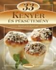 33 kenyér és péksütemény /Lépésről lépésre