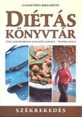 SZÉKREKEDÉS /DIÉTÁS KÖNYVTÁR