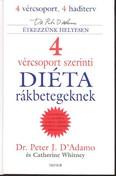 4 vércsoport szerinti diéta /Rákbetegeknek