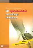 30 nyelvi-irodalmi műveltségi feladatsor