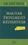 Magyar értelmező kéziszótár /Kartonált + net
