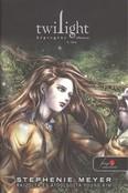 Twilight - Alkonyat képregény 1.