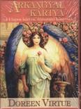 Arkangyal jóskártya /45 lapos kártya útmutató könyvvel