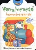 Vonalvezető hároméveseknek /Készségfejlesztő matricás könyvecske