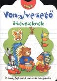 Vonalvezető ötéveseknek /Készségfejlesztő matricás könyvecske