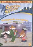 Geronimo Stilton 6. DVD /Színjáték az egész + 2 mulatságos történet