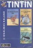 Tintin 1. DVD /3 izgalmas kaland