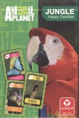 Animal planet jungle - Animal Planet dzsungel kvartett kártya