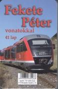 Fekete Péter vonatokkal 41 lapos