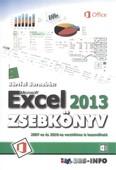 Excel 2013 zsebkönyv /2007-es és 2010-es verziókhoz is használható