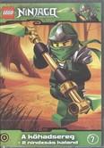 LEGO NINJAGO 7. DVD /A KŐHADSEREG + 2 NINDZSÁS KALAND