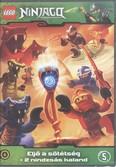 LEGO NINJAGO 5. DVD /ELJŐ A SÖTÉTSÉG + 2 NINDZSÁS KALAND