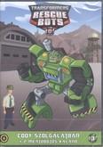 Transformers mentőbotok 3. DVD /Cody szolgálatában + 2 mentőbotos kaland