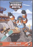 Transformers Mentőbotok 4. DVD /Mély gond + 3 mentőbotos kaland