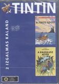 Tintin 3. DVD /2 izgalmas kaland