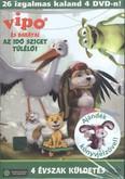 Vipo és barátai az idő sziget túlélői, gyűjtődoboz DVD /4 évszak küldetés (1-4.)