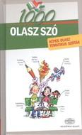 1000 olasz szó /Képes olasz tematikus szótár