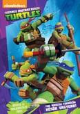 Tini Nindzsa Teknőcök: Hősök vagyunk! - Teenage Mutant Ninja Turtles /Kifestő- és foglalkoztatófüzet