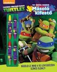 Tini Nindzsa Teknőcök: Másoló kifestő - Teenage Mutant Ninja Turtles