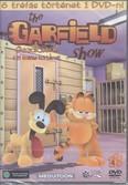 The Garfield Show 4. DVD /Gazdicsere + 5 tréfás történet