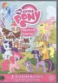 My Little Pony 5. DVD /A divatbemutató + 2 pónis történet