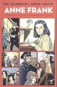 Anne Frank /A hivatalos életrajz képregény átirata