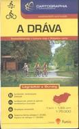 A Dráva szabadidőtérkép 1:75 000 /Szabadidő-sorozat