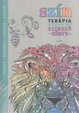 Szín terápia /Meditációs színező könyv