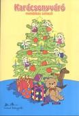 Karácsonyváró mondókás színező §K