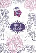 My Little Pony - Kreatív rajzkönyv /Equestria girls