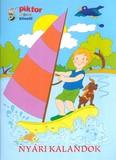 Nyári kalandok /Piktor színes kifestő