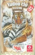 4 az 1-ben kártyajáték /Vadon élő állatok