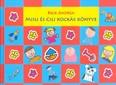 Misu és Cili kockás könyve piros-kék