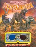 Dinoszauruszok /Szuper 3d-s kifestő