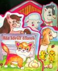 Ház körüli állatok /Szivacs lapozó