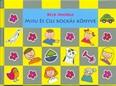 Misu és Cili kockás könyve sárga-szürke