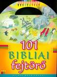 101 bibliai fejtörő - Színes matricákkal