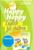 Happy Hoppy szókártyák - Színek és számok /English for Children