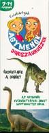 Agymenők - Dinoszauruszok 7-14 éveseknek /700 kvízkérdés 3 nehézségi szint