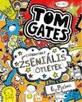 (többnyire) zseniális ötletek /Tom Gates 4.