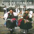 Magyar Folklór /2019. naptár 22x22 cm
