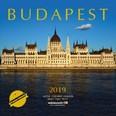 Budapest 2019. naptár 30x30 cm